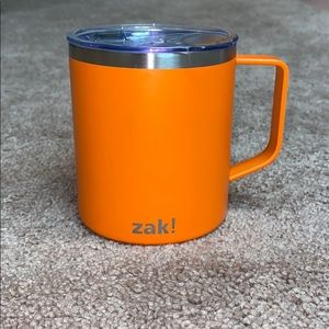 Zak! Coffee cup